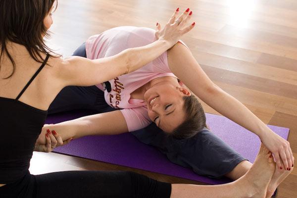 Йога в  Мытищах - индивидуальные занятия