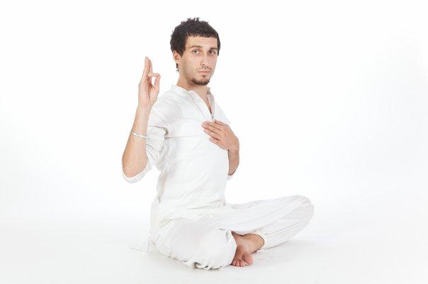 Алексей Владовский - инструктор кундалини йоги