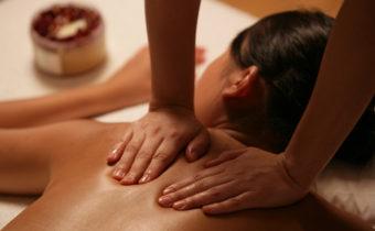 цигун массаж