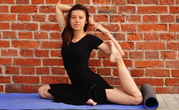 Йога гимнастика в доу